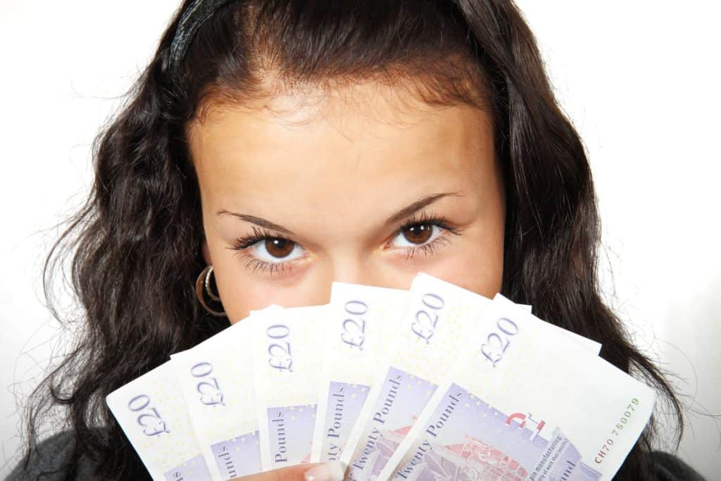 Generating extra cashflow each month will provide even more money to pay off your debt.