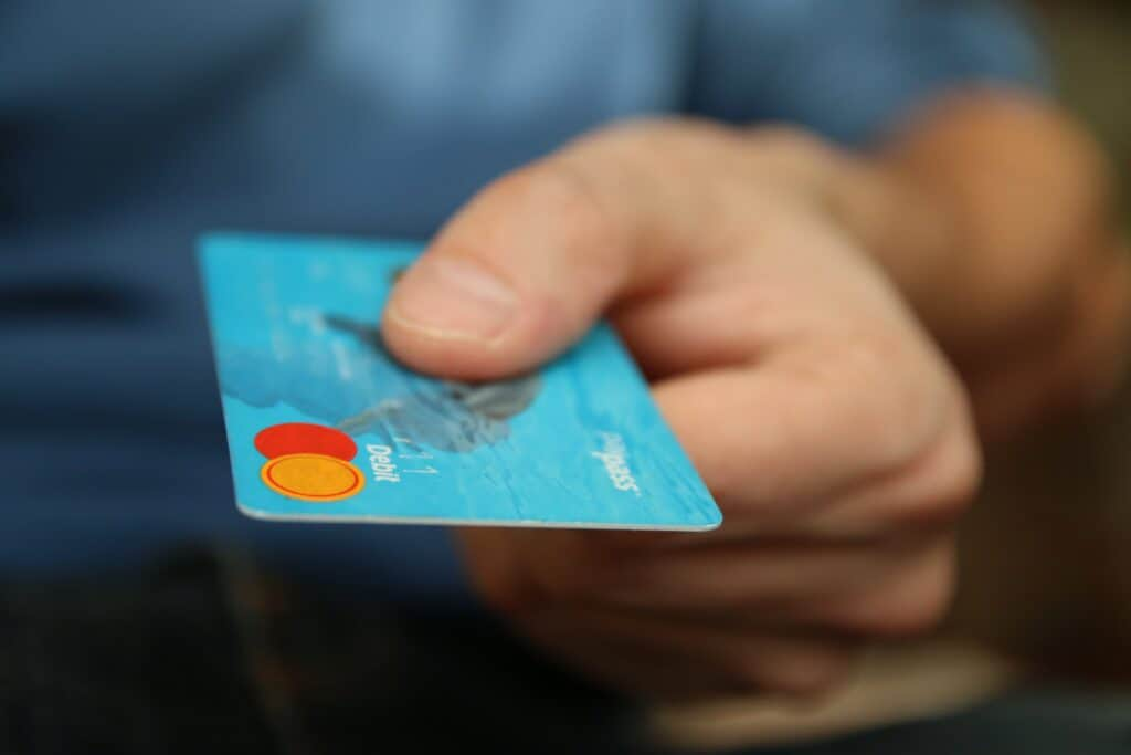 Stop using credit cards. They can really hurt your personal finances.