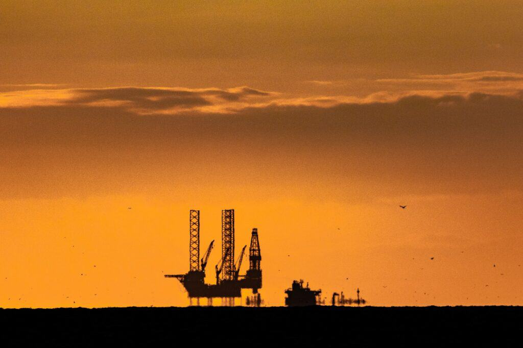 The value of oil came up as a questions in our weekly family quiz night.